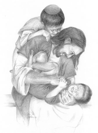 jesusticklingchildren.jpg